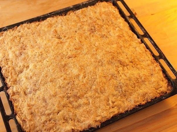 Пирог яблочный рецепт простой