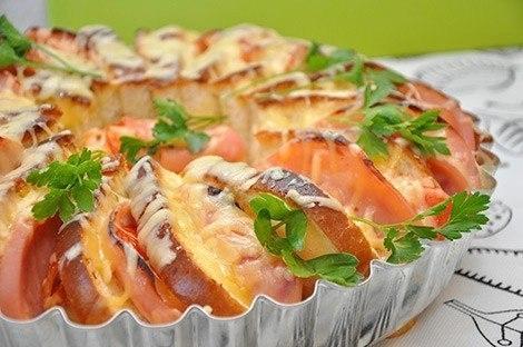 Фото к рецепту: Яичный коблер — завтрак для всей семьи