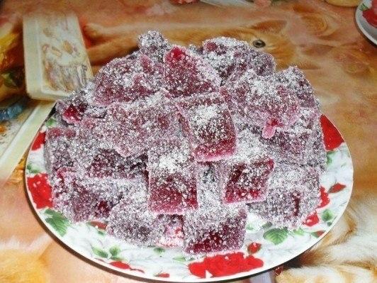 Фото к рецепту: Домашний мармелад