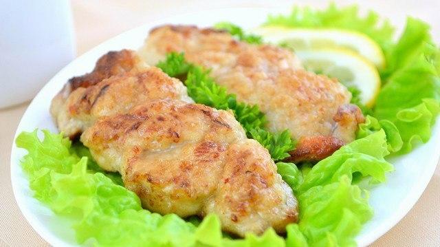 Фото к рецепту: Мясные косички