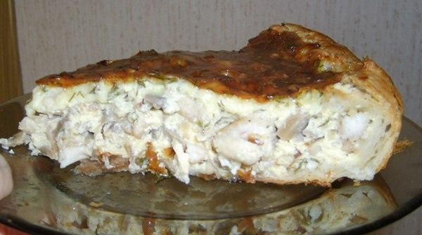 Фото к рецепту: Вкуснейший пирог!
