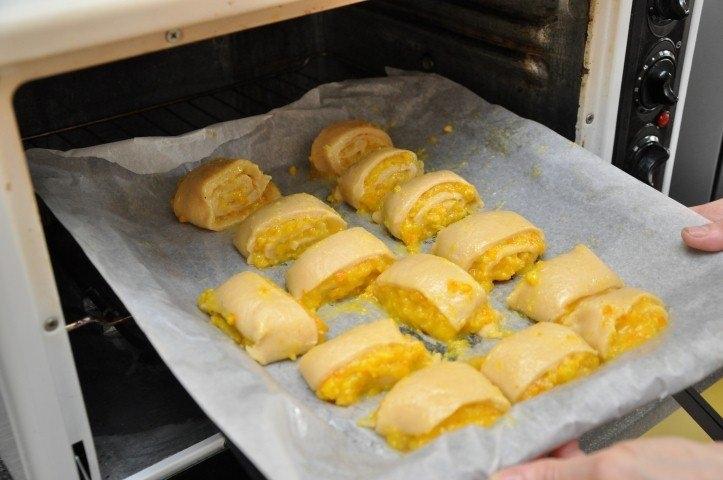 Фото к рецепту: Апельсиновые Печенья