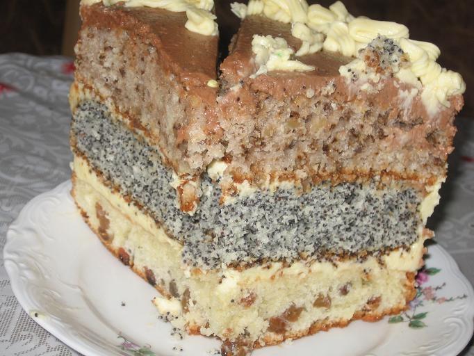 Рецепт торта каприз