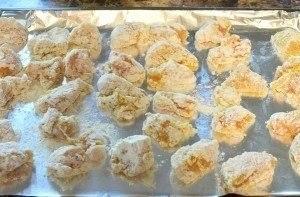 Фото к рецепту: Курица приготовленная в соке апельсина