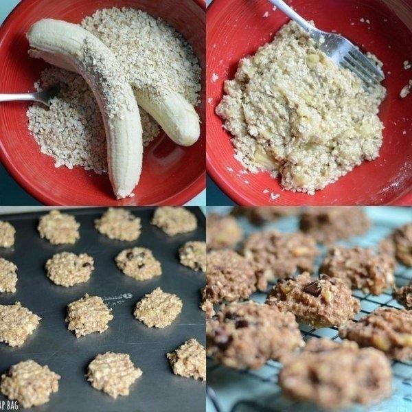 Фото к рецепту: Потрясающее по вкусу и простоте печенье
