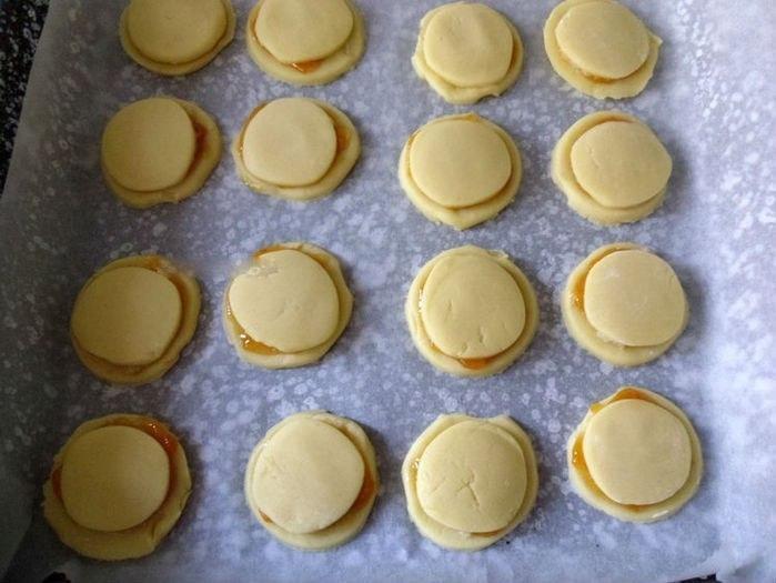 Фото к рецепту: Печенье Риголетто