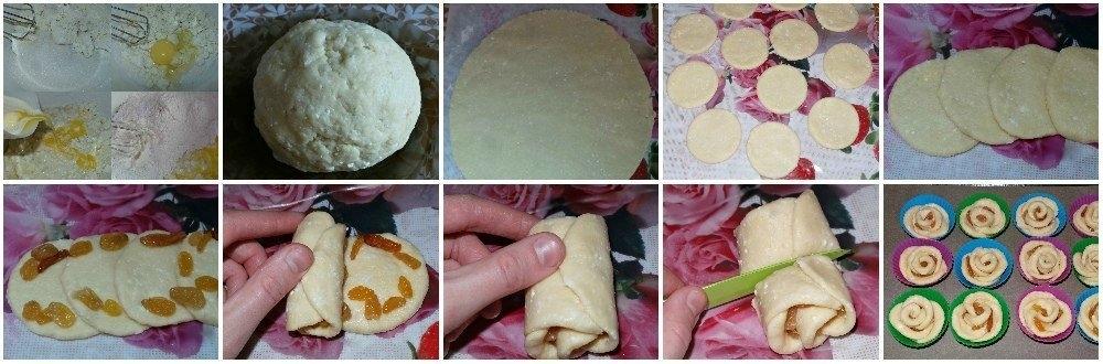 Тесто на булочки в домашних условиях - Приморско-Ахтарск