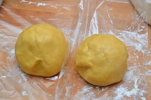 Фото к рецепту: Венское печенье