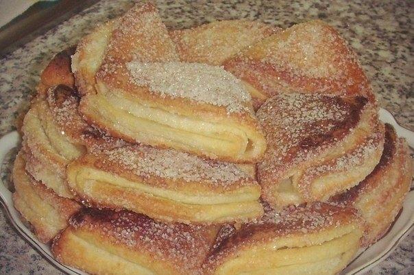 Фото к рецепту: Печенье из творога