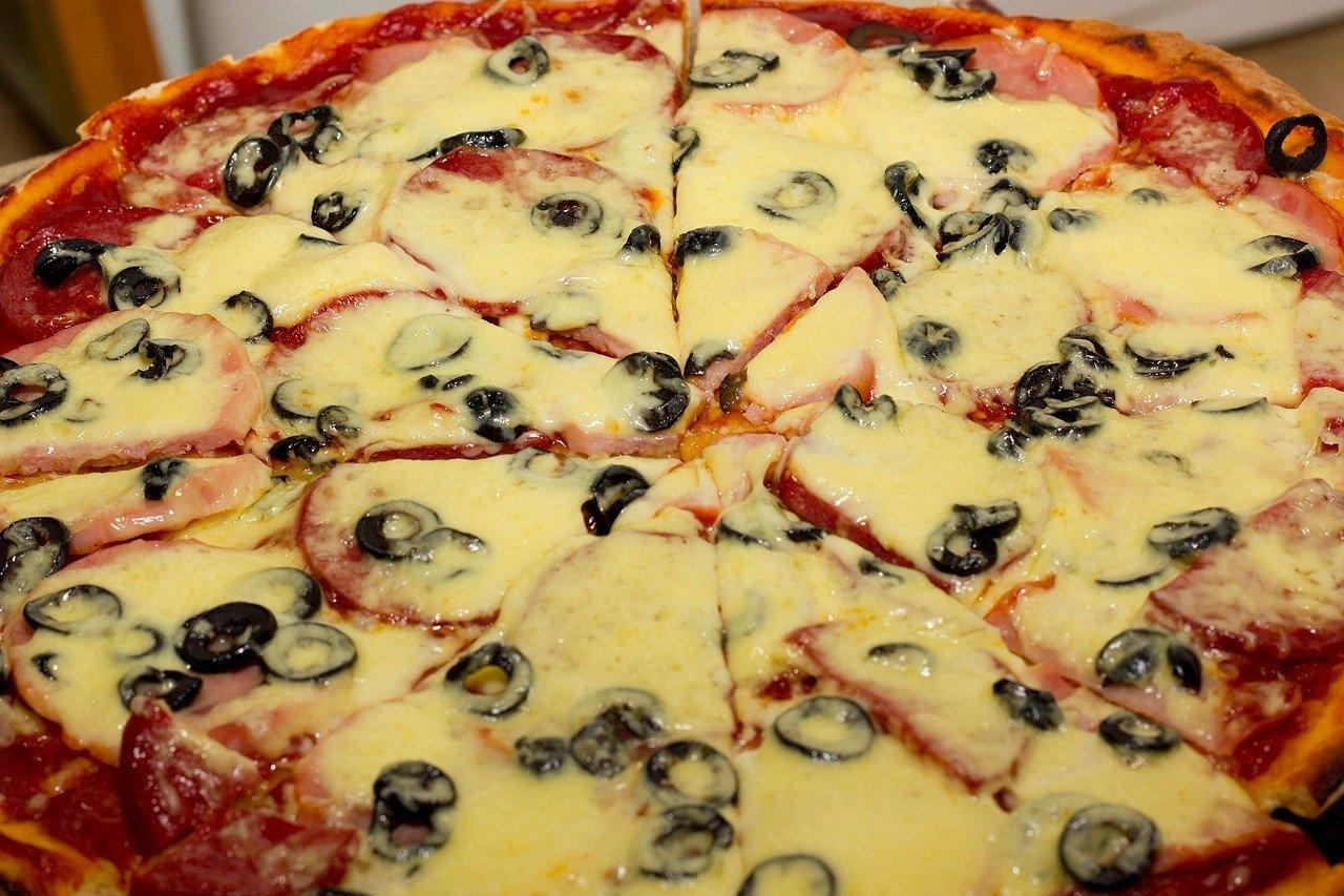 Пицца настоящая в домашних условиях с фото