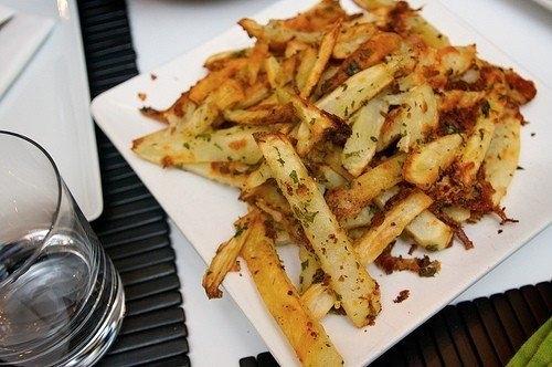 Фото к рецепту: Картофель по-итальянски