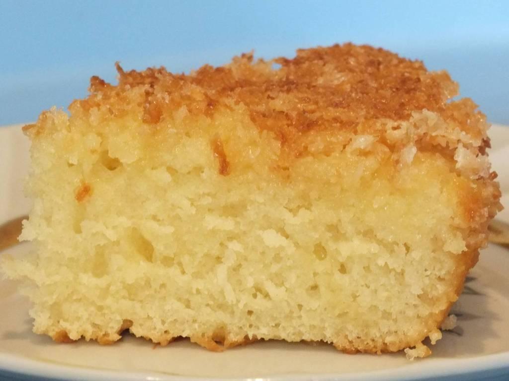 Пирог с кокосовой стружкой в мультиварке рецепты