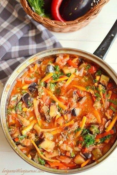 салат по тбилисски рецепт с фото