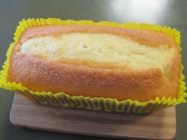 Фото к рецепту: Сметанный пирог.