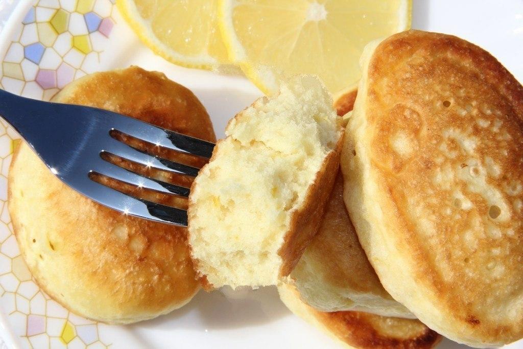 рецепт оладьи без яиц на ряженке