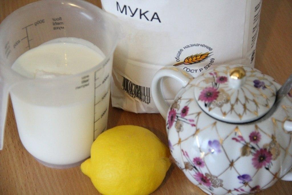 Торт на кефире - пошаговый рецепт с фото на Повар.ру