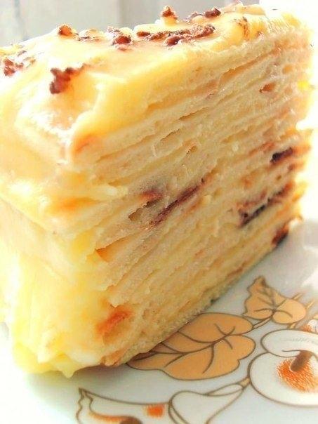 очень вкусный торт с творожным кремом рецепт с фото