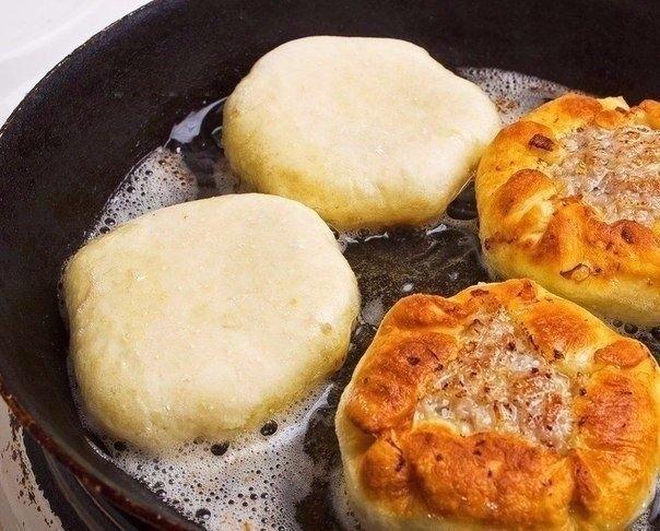 Фото к рецепту: Настоящий татарский вак беляш