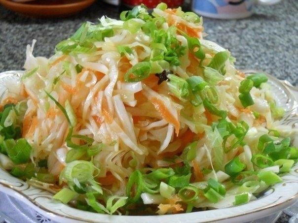 капуста быстрого приготовления без уксуса рецепт вкусная