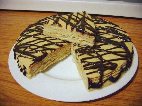 Рецепт вкусного торта в домашних условиях под мастику