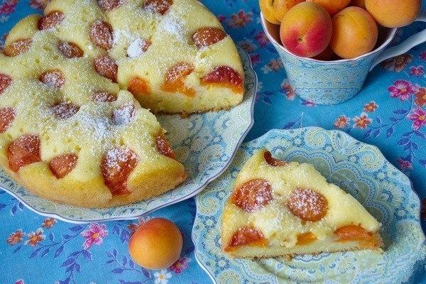 Фото к рецепту: Пирог Восхитительный.