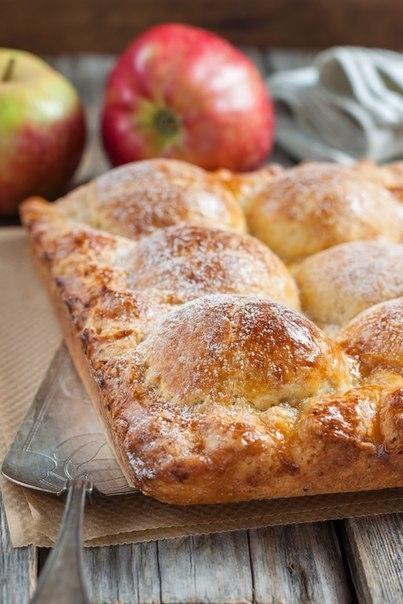 Простой пирог с вишней Пошаговый рецепт с фото