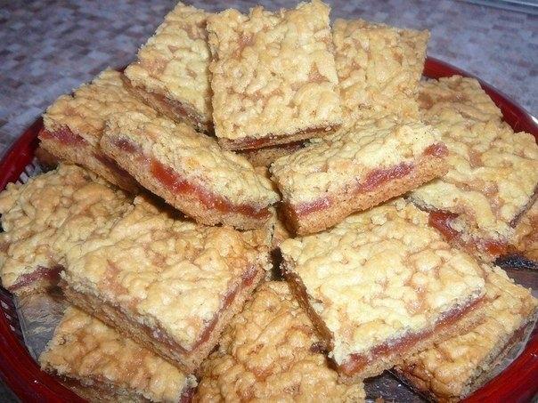 Фото к рецепту: Печенье Натертыш