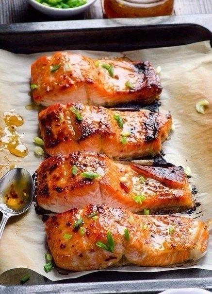 Фото к рецепту: Рыба в фольге