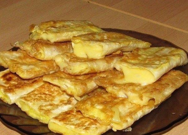 Фото к рецепту: Закуска на скорую руку
