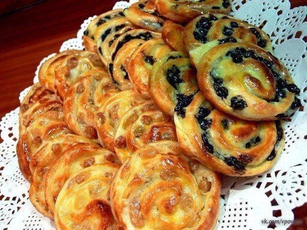 Фото к рецепту: Французские булочки