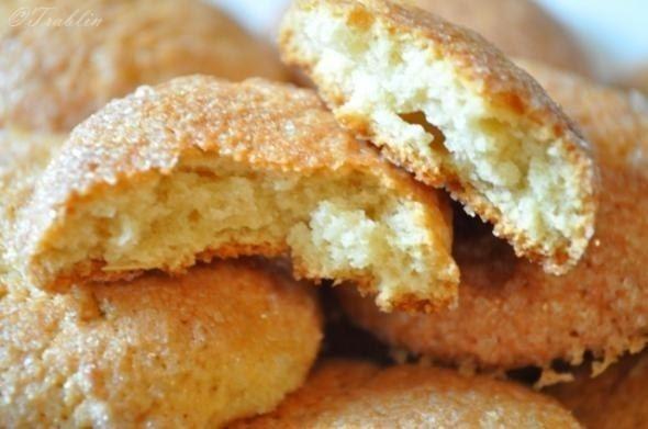 Фото к рецепту: Имбирное печенье