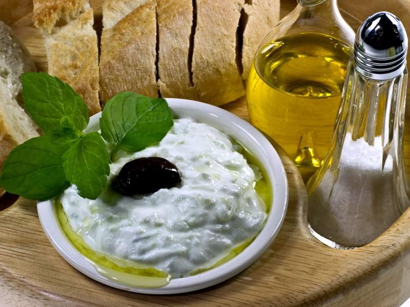 Греческий соус «Цацики» 0