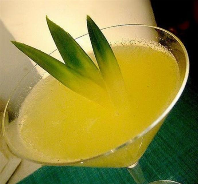 Ананасовый лимонад или «Домашняя Пина-Колада»
